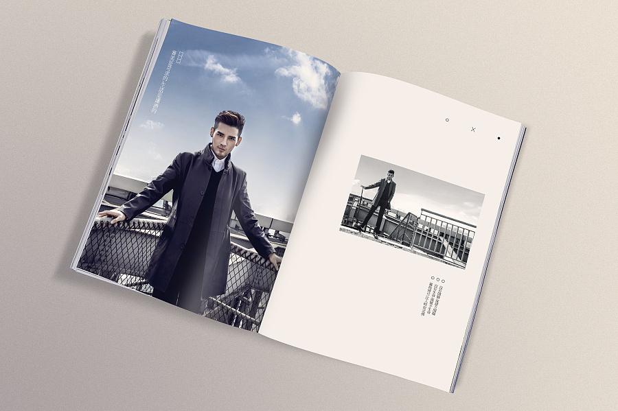 服装品牌画册设计