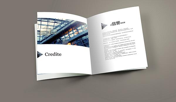 画海珠企业画册设计的收费标准是什么?