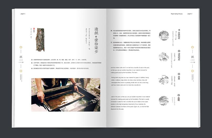 广州从化画册设计公司为什么受到很多人的青睐?
